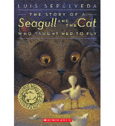 The Story of a Seagull and the Cat Who Taught her to Fly by Luis Sepulved (1/2)