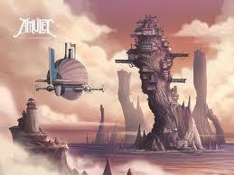 AmuletBackground
