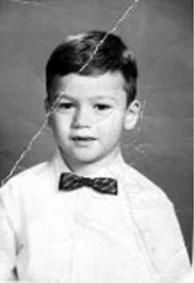 Jack Gantos, first grade