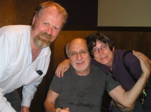 Teddy, Bill, and Peter Yarrow