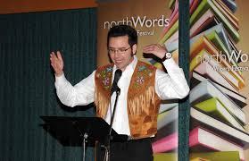 Richard Van Camp northwordsnwt.ca